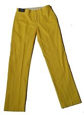 BNWT Polo Ralph Lauren Classic Chino 32/34 Yellow Guaranteed Original