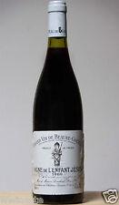 vin Bourgogne VIGNE DE L'ENFANT JESUS 1989 Bouchard bouteille 75cl rouge wine