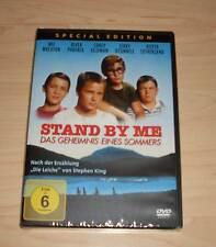 DVD Stand by Me - Das Geheimnis eines Sommers - Special Edition Neu OVP