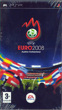 UEFA Euro 2008 (PSP) Captain your Country!, European Football, US Soccer