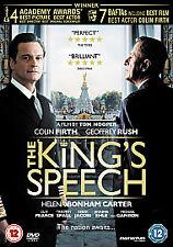 The King's Speech (DVD, 2011) NEW Gift Genuine Not Code English Movie Tom Xmas