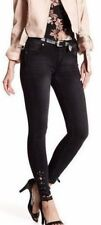 Romeo & Juliet Couture Womens Jeans Black 31 X 29 Skinny Slim Jegging NEW NWT