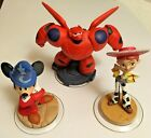 Disney Infinity Figures 1.0 2.0 3.0  & Game Discs YOU CHOOSE - DISCONTINUED!!!