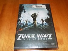 ZOMBIE WARZ Falls the Shadow Terror Horror Zombies Combat DVD SEALED NEW