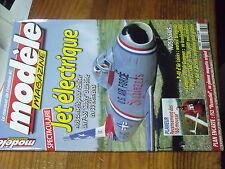 5µ?§ Revue Modele Magazine n°628 Plan encarté FS3 Besenstiel / Dornier Do 328