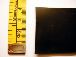 Latex Rubber Strapping 1.05mm Thick, 40mm/ 1.5inches Wide, Black