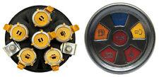 Zetor A Kontrollanzeige Öldruckanzeige Tankanzeige Batterieanzeige 5011 5211