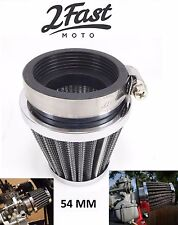 Suzuki Chrome Air Filter GSX1100F Katana 750 1100 NEW