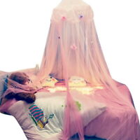 Girl Princess Style Dome Mosquito Nets Bed Canopy Bedcover Decor Curtain Tent