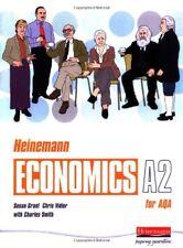 Heinemann Economics for AQA: A2 Student Book By Susan Grant, Chris Vidler