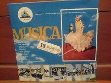 HEAR CELIO BALONA LP 18 KILATES BOSSA JAZZ BRAZIL 62' VG+  PACIFICO MASCARENHAS