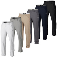 Oakley Golf Mens Take Pant 2.5 Golf Trousers Stretch Tech 56% OFF RRP