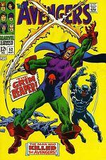 Avengers # 52 May 1968 Marvel Comics