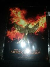 Loot Crate November 2015 Combat Exclusive Hunger Games Mockingjay Pin [New]