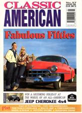 CLASSIC AMERICAN CARS Magazine. #57 Jan 1996 - Fury & Barracuda, Model A Pick Up