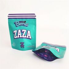 **NEW!** ZAZA BALLA BERRIES BAGS ZIPPER SEAL BAGS FOR SNACKS CANDY