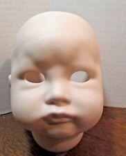 "Vintage Bisque Baby Doll Head Body Parts 252 Paris 5"""