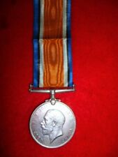 WW1 Silver British War Medal 1914-20 to Captain Marallick, West Transvaal Rifles