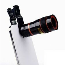 Universal 8X Zoom Telephoto Camera Lens for Mobile Phone for iPhone for Samsung