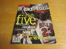 Michael Jordan Beckett Basketball Card Monthly Issue #85 NBA Chicago Bulls