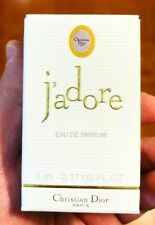 Christian Dior J'Adore Eau de Parfum Women's Perfume  0.17 Oz Travel Size  *Uc