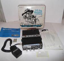Midland Convoy Movie Cb with Original Box & Manual books Vintage Model 77-882
