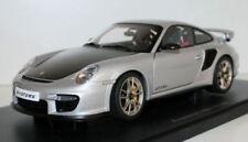 Voitures, camions et fourgons miniatures argentés AUTOart pour Porsche