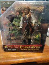 NECA Disney Pirates of the Caribbean Elizabeth Swann Action Figure