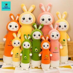 Plush Doll Throw Pillow Cushion Toy Rabbit Stuffed Animal Cosplay Kids Toy Décor