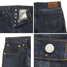 RRL Ralph Lauren Slim straight helm wash sz 30/32 Selvedge Jeans, new cut 1198