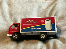 ERTL Diecast Weil-McLain GMC Delivery Truck Ultra Oil Advertising 8""