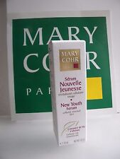 MARY COHR SERUM NOUVELLE JEUNESSE REVITALISANT CELLULAIRE VISAGE NEW YOUTH SERUM