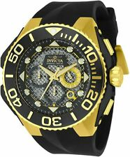 Invicta Coalition Forces Chronograph Black Dial Mens Watch 23961
