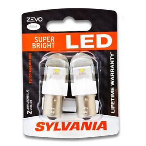 Sylvania ZEVO Front Turn Signal Light Bulb for Toyota 4Runner Land Cruiser hm