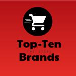 Top Ten Brands