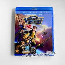 Treasure Planet Blu-ray/DVD New 10th Anniversary Edition 2-Disc Set