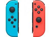 Nintendo Switch Joy-Con Neon Red/Neon Blue (HACAJAEAA) Wireless Controller