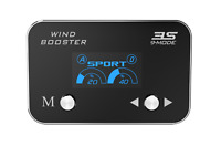 Windbooster 3S Throttle Controller to suit Nissan Patrol Y61, 2007-2016