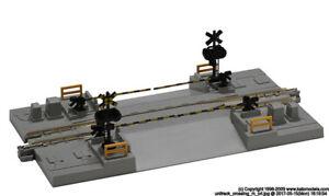 New Kato 20-027 Level Crossing Track