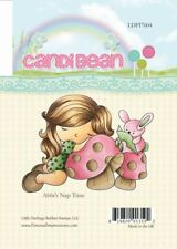 ABBI'S NAP TIME - Clear Stamp - Candibean - Little Darlings