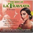 The Best Of La Traviata By Verdi, Various Artists, Very Good CD