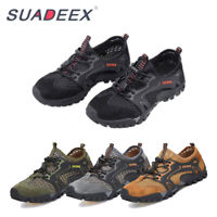 Mens Breathable Aqua Water Shoes Quick Dry Camp Shoes for River Bed Boatting