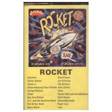 Rocket from Arcade Records on Cassette (ADE CS 17)