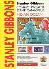 New 2012 Stanley Gibbons Commonwealth Stamp Catalogue Indian Ocean 2nd Edition