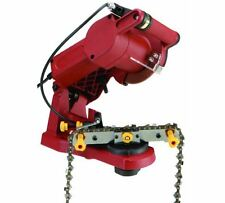 Chain Saw Sharpener Grinding Quick Bench Table Wall Vise Mount Grinder Mount