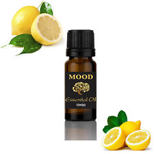 Mood Essential Oils Pure & Natural Aromatherapy - 10ml - Lemon
