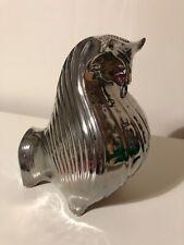Jonathan Adler Platinum Glazed Menagerie Bull Figurine