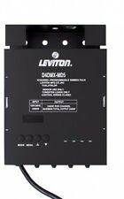 Leviton D4DMX-MD5 4-Channel Programmable Dimmer Pack Integrating Stand-Alone,