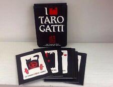 I TAROGATTI Tarocchi Con I Gatti Handmade