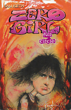 Zero Girl : Full Circle by Sam Keith 2003, TPB DC Homage Comics OOP